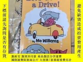 二手書博民逛書店Let s罕見Go for A DRIVE!Y11418 MO WILLEMS WALKER BOOKS 出