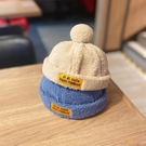 兒童帽子秋冬男童地主帽韓版時尚瓜皮帽小【聚可愛】