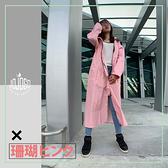 【88元折價券】JoJoGo速乾防曬風雨衣-珊瑚粉-M-生活工場