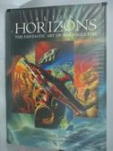【書寶二手書T3/科學_ZJL】Alien Horizons: The Fantastic Art of Bob Egg