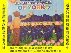 二手書博民逛書店3D罕見Pop-Up Audiobooks Kids World The Grand Old Duke Of Yo