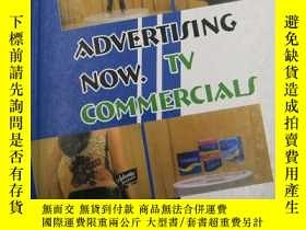 二手書博民逛書店Advertising罕見Now. TV Commercials