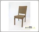 {{ 海中天休閒傢俱廣場 }} G-52 戶外時尚 編藤桌椅系列 47-8 餐椅