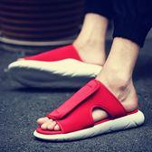 涼拖鞋男 拖鞋男涼拖鞋男潮沙灘鞋男士涼鞋一字拖涼鞋男潮室外
