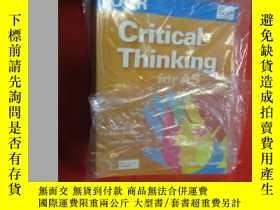 二手書博民逛書店OCR罕見AS Critical Thinking (16開) 【詳見圖】Y5460 Brink-Budgen