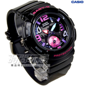 Baby-G BGA-190-1B CASIO卡西歐 旅行時光海灘電子錶 女錶 黑 BGA-190-1BDR