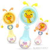 嬰兒玩具手搖鈴0-3-6-12個月早教寶寶1歲女孩新生兒幼兒益智牙膠    琉璃美衣