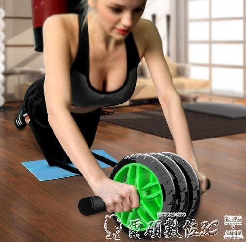 腹肌輪健腹輪健身器材男女家用靜音女士初學者收腹瘦腰鍛煉馬甲線新年禮物