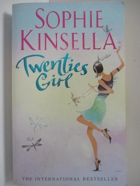【書寶二手書T5/原文小說_AUC】Twenties Girl a Format_Sophi Kinsella