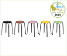 {{ 海中天時尚傢俱 }} C10  摩登時尚 餐椅系列 518-02  雙管果凍餐椅/烤黑/烤銀腳
