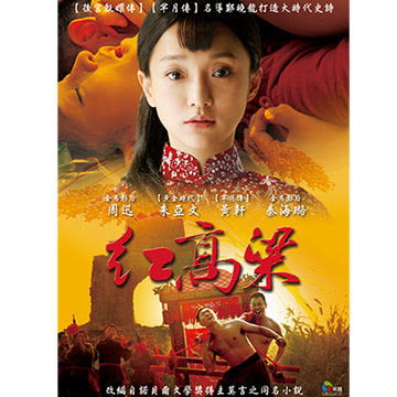 紅高粱 1-30集 (上) DVD (購潮8)