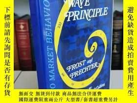 二手書博民逛書店elliott罕見wave principle --key to market behavior 《艾略特 波浪理