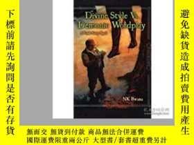 二手書博民逛書店Divine罕見Style vs. Demonic Wordpl