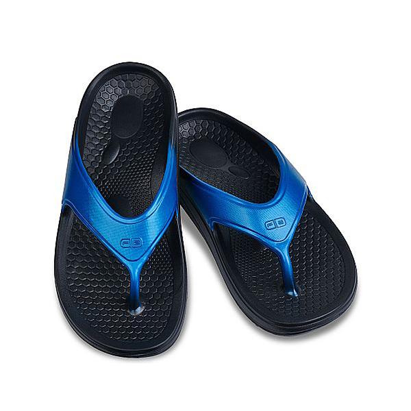 《Spenco》FUSION 2 FADE 男 能量回復 涼拖鞋 漸層藍色 SF20-239
