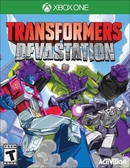 X1 Transformers Devastation 變形金剛:毀滅行動(美版代購)