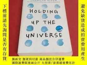 二手書博民逛書店Holding罕見Up the Universe 撐起宇宙Y195426 Jennifer Niven Pen
