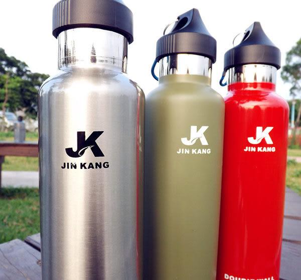 保溫瓶  不鏽鋼戶外運動壺600ml 保溫杯 【KCW030】-收納女王