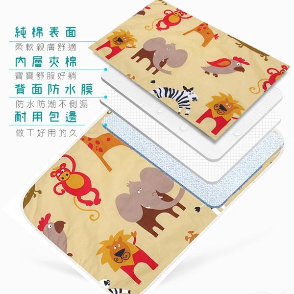 嬰兒尿墊 加厚三層防水尿墊 90x60 防水墊 尿布墊 看護墊 生理墊 隔尿墊 RA01162 寵物墊 嬰兒床墊