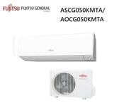 【富士通Fujitsu】 6-9坪 1級高級M系列冷暖分離式冷氣 (ASCG050KMTA/AOCG050KMTA)