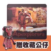 i2 艾思奎極地猿人超薄滑鼠墊-01 (附贈收藏公仔)