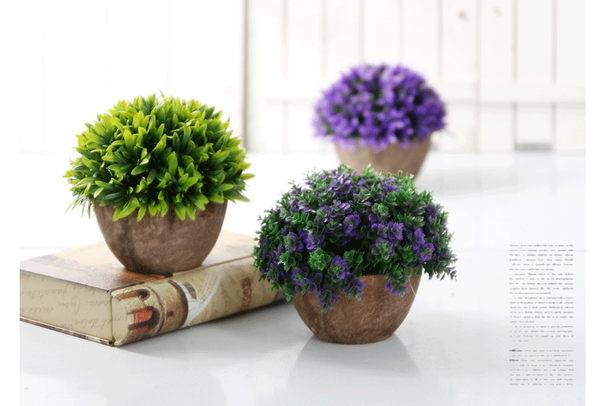 ☆.:*NFPro園藝貓【裝飾盆景F7013系列】(6款)盆栽盆景樹球綠植假樹裝飾樹桌面裝飾藝品