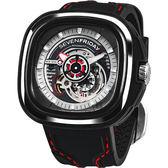 SEVENFRIDAY S3 工業革命自動上鍊機械錶-47mm S3