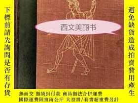 二手書博民逛書店【罕見】1957年金雞出版社出版,The Ephesian St