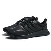ADIDAS RUNFALCON 全黑 休閒鞋 女(布魯克林) F36549