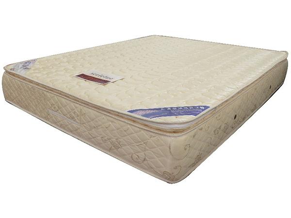 床墊  OK-666-3-2 金星5尺X6.2尺床墊 【大眾家居舘】