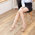 10D超薄收腹提臀小網格美腿襪 (淺米灰)