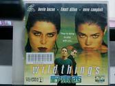 影音專賣店-V52-024-正版VCD*電影【野東西1】-麥特狄倫*妮芙坎貝兒