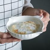 搗蒜器 陶瓷輔食研磨器水果打泥機嬰兒輔食菜泥研磨碗寶寶輔食蒜蓉蒜泥器 風馳