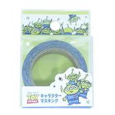 《KAMIO》迪士尼手繪系列15mm和紙膠帶(三眼怪抓抓樂)_KM82821