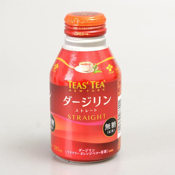 【伊藤園】TEAS TEA紅茶-大吉嶺(鋁)285ml