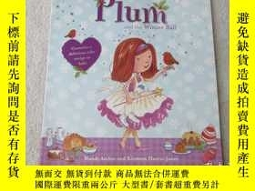 二手書博民逛書店Fairies罕見of Blossom Bakery: Plum