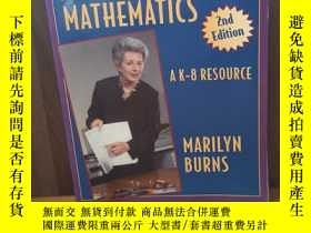 二手書博民逛書店About罕見Teaching Mathematics: A K
