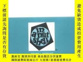 二手書博民逛書店Admiralty罕見in a Nutshell (In a Nutshell (West Publishing)