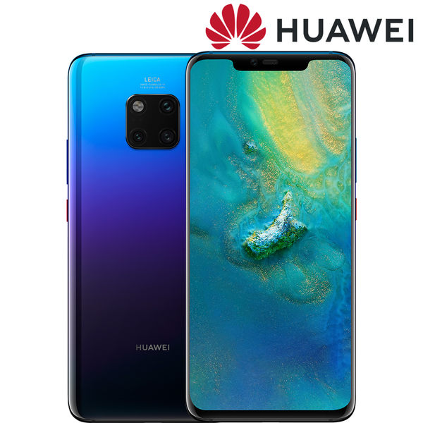 HUAWEI Mate 20 Pro 6GB/128GB徠卡超廣角智慧型手機送華為多彩禮包