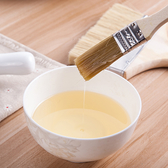 油漆刷 除塵刷 烤肉刷 長毛刷 刷子 木柄 軟毛刷 烘焙 刷油漆 烤肉 長毛木柄刷(中)【N427】慢思行