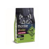 寵物家族-[買就送試吃包x3]MONGE瑪恩吉-真野低穀 成犬(山豬肉)2.5kg
