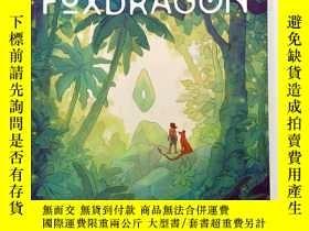 二手書博民逛書店NAIYA罕見AND THE FOXDRAGON 1Y19139 naomi vandoren naomi v