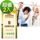 Sundown日落恩賜 每日綜合B群RDV錠(100錠x2瓶)組