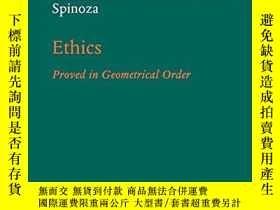 二手書博民逛書店Spinoza:罕見Ethics: Demonstrated In Geometric OrderY25626