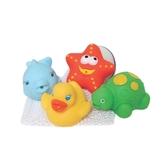 澳洲 Playgro培高 軟膠洗澡組-戲水夥伴 0185452 好娃娃
