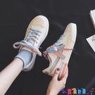 帆布鞋 小白鞋2021年新款女鞋夏季2021百搭帆布鞋韓版板鞋潮鞋 618狂歡