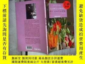 二手書博民逛書店LEGUMES&FRUITS罕見豆類和水果Y180897 不祥