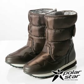 PolarStar 女 保暖雪鞋│雪靴 『黑』P13621