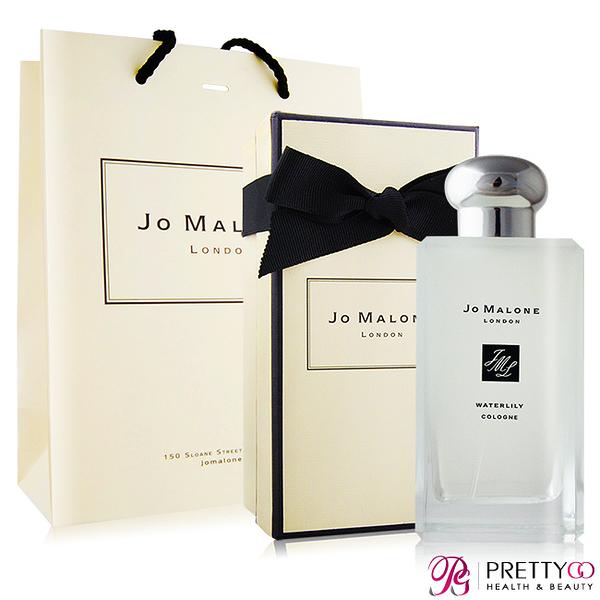 Jo Malone 秘境花園睡蓮古龍水 Waterlily(100ml)[含禮盒提袋]-亞洲限量版【美麗購】