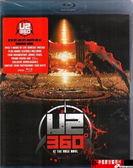 【停看聽音響唱片】U2合唱團360度跨世紀演唱會 U2 360° AT THE ROSE BOWL