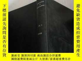 二手書博民逛書店filtration罕見& separation vol.5 1
